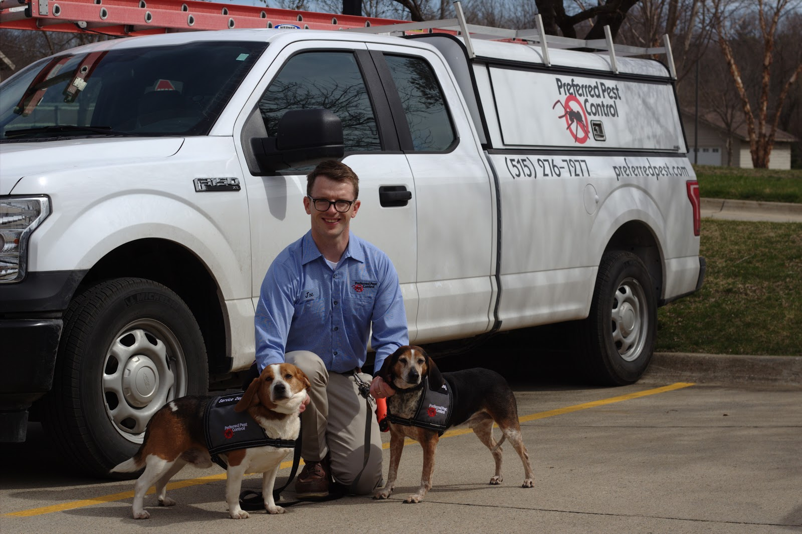 Preferred Pest Bed Bug Detection Dogs