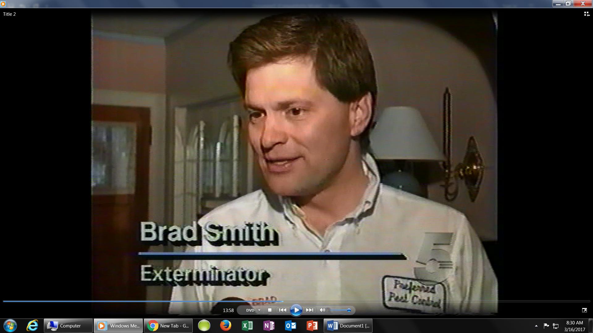 Brad Smith Interview