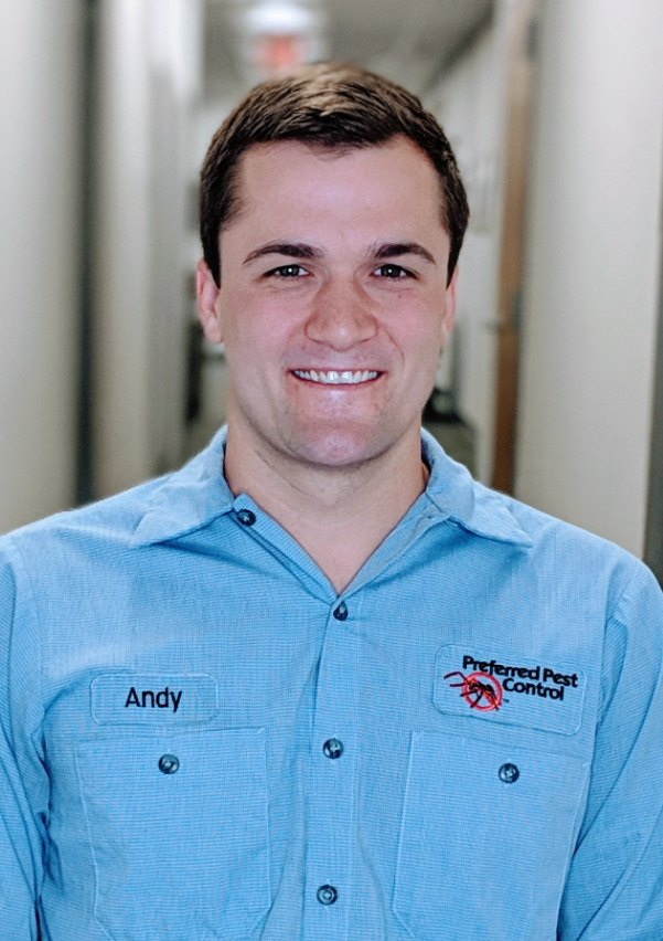 Andy Smith - Preferred Pest Control