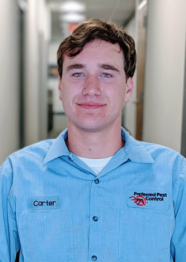Carter Oldfield - Preferred Pest Control