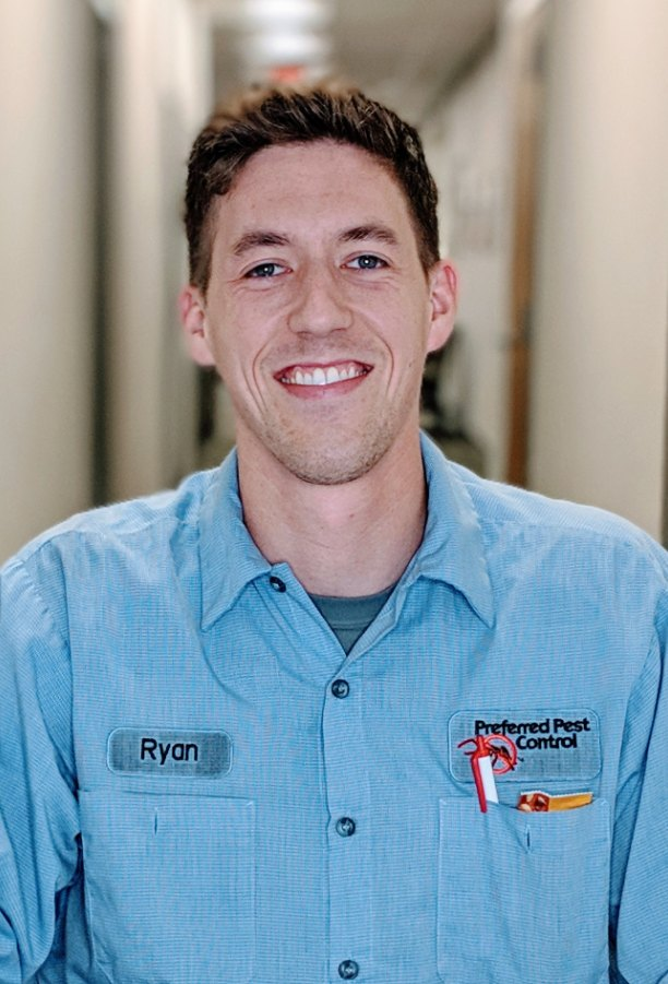 Ryan Garvey - Preferred Pest Control