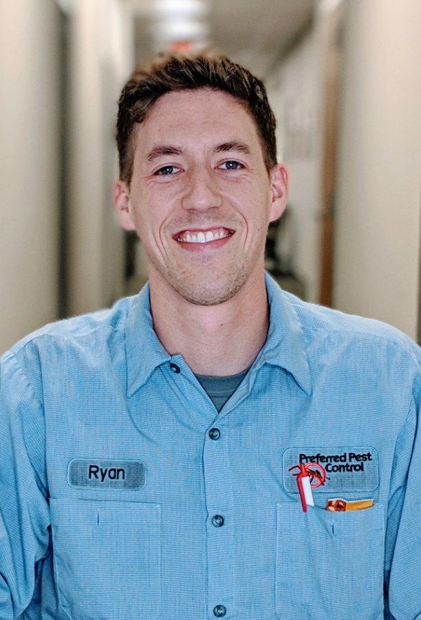 Ryan Garvey - Preferred Pest Control